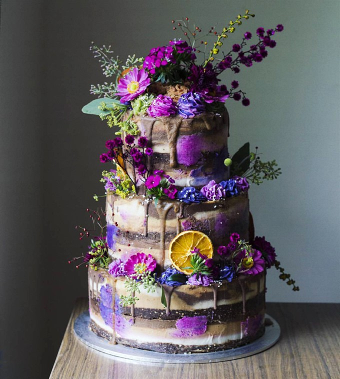 How Much Is A Vegan Wedding Cake