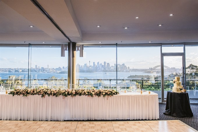 Reception Venues Overlooking Sydney Harbour | Taronga Centre