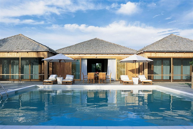 Best for Yoga – Turks & Caicos: Parrot Cay Yoga & Pilates