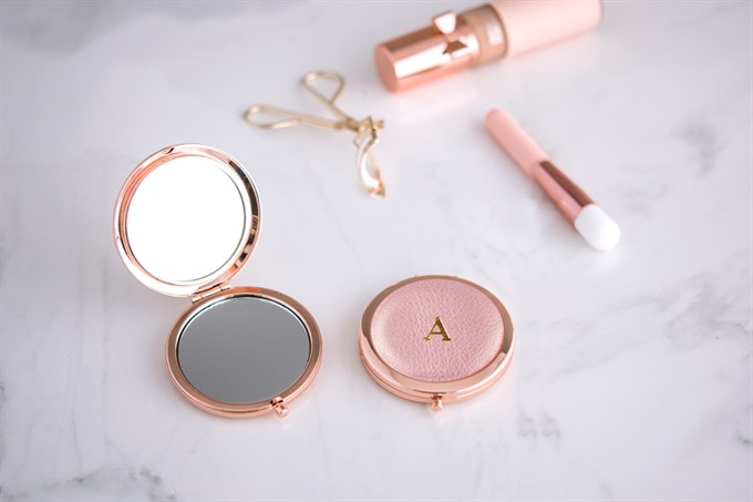 10. Compact Mirrors