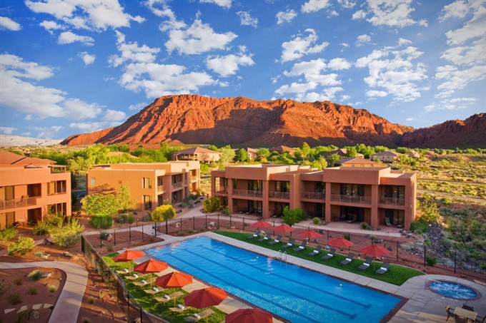 Best for Healthy Food – Utah: Red Mountain Resort