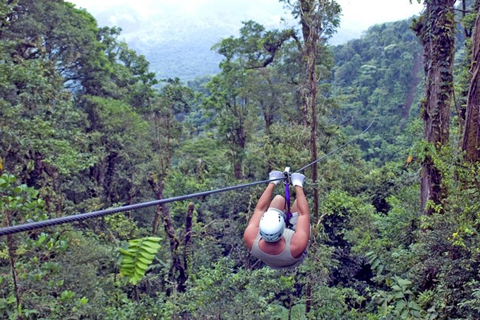 Best for Adventure - Costa Rica Discover Recover