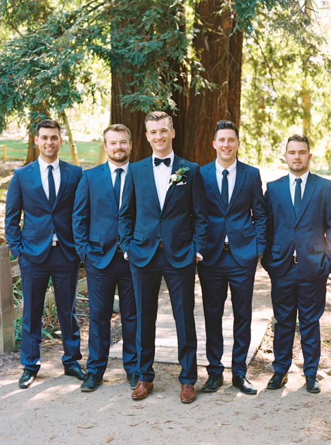 Consider Your Groomsmen