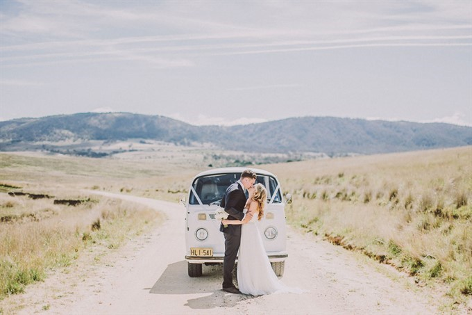 Romantic Wedding Destinations The Snowy Mountains In Spring Summer