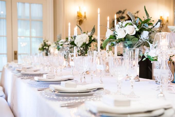 Wedding Theme Ideas Classic Elegance