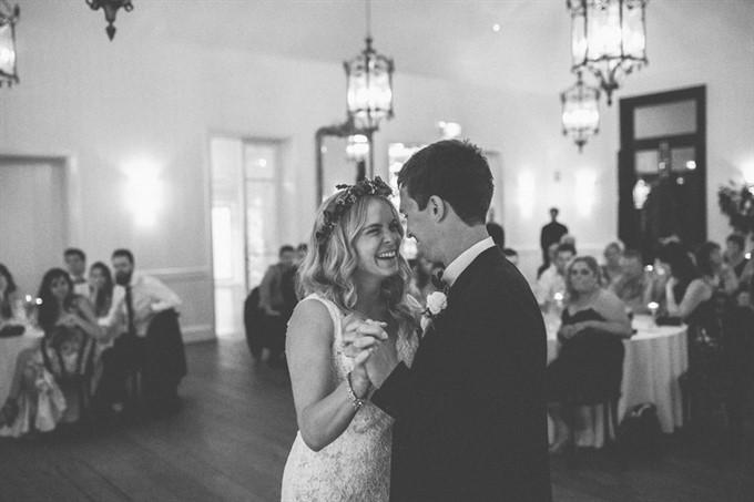your wedding reception playlist