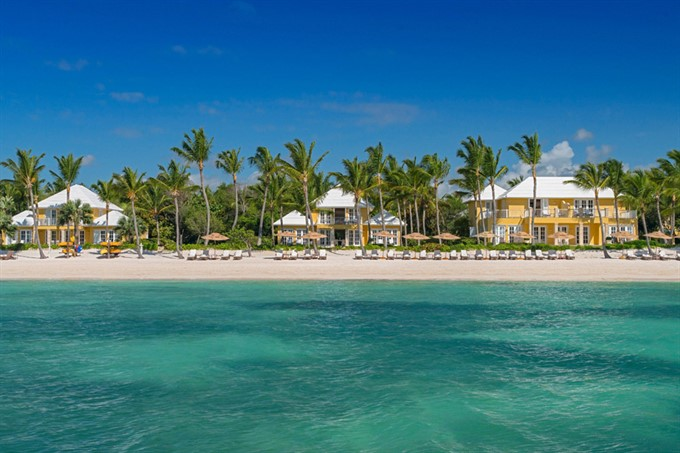 Tortuga Bay Hotel in Dominican Republic, Caribbean