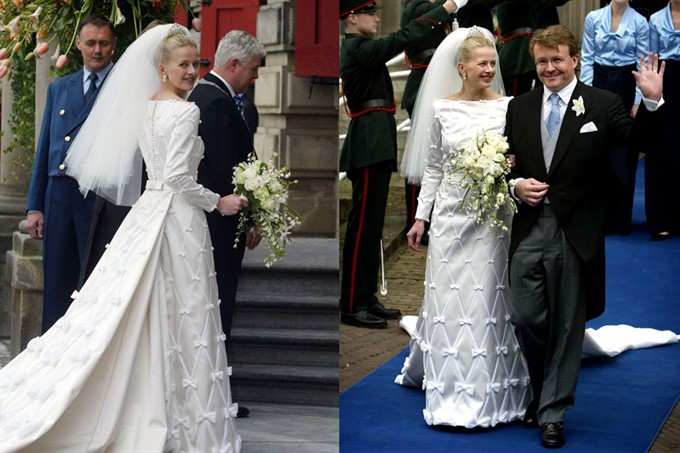 The Most Stylish Royal Brides | Mabel Wisse Smit