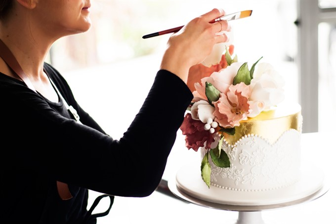 The Bride's Diary | Important Questions To Ask Your Wedding Cake Maker | Cake Ink.