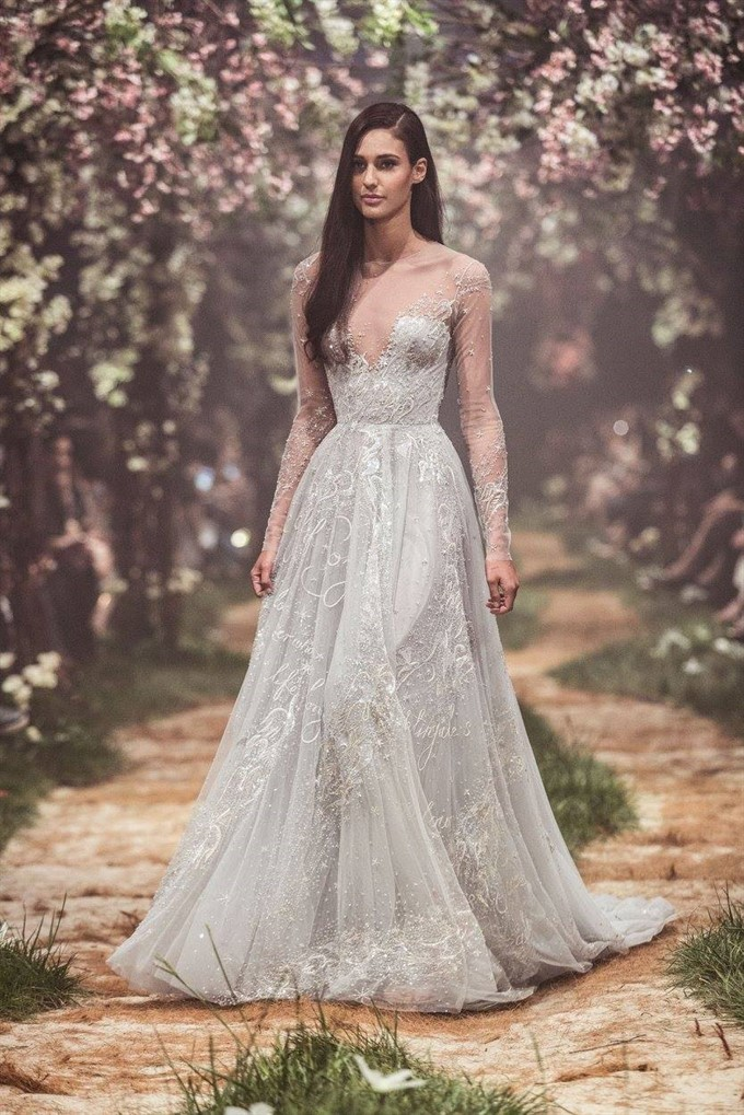 Once Upon A Dream Paolo Sebastian S Disney Inspired Couture