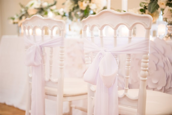 Make your ceremony glamorous