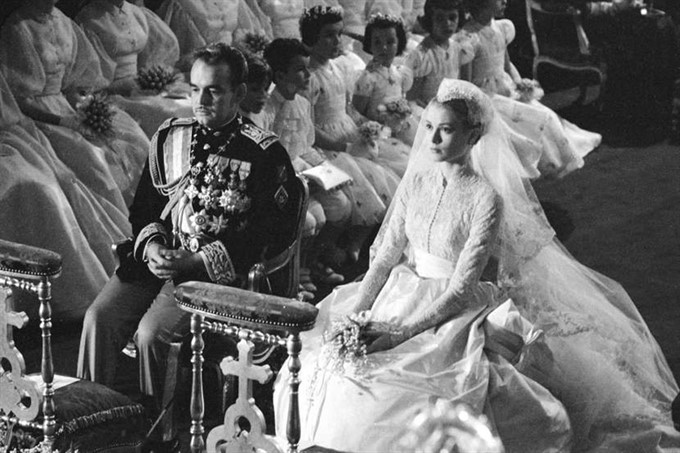 The Most Stylish Royal Brides | Grace Kelly