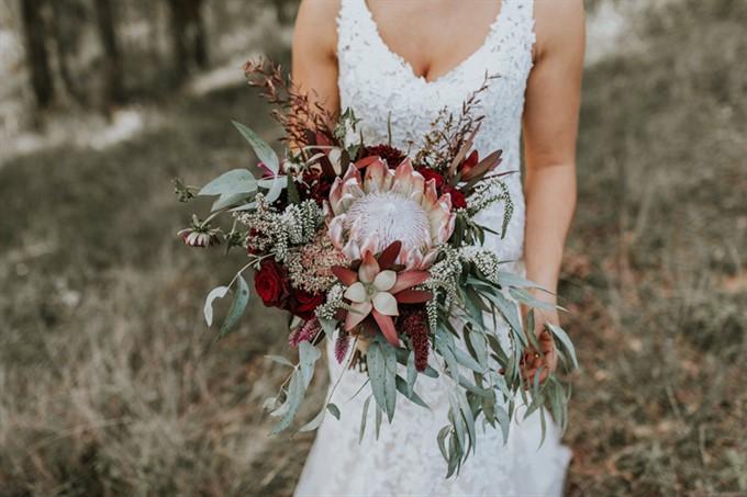 New Wedding Flower Trends