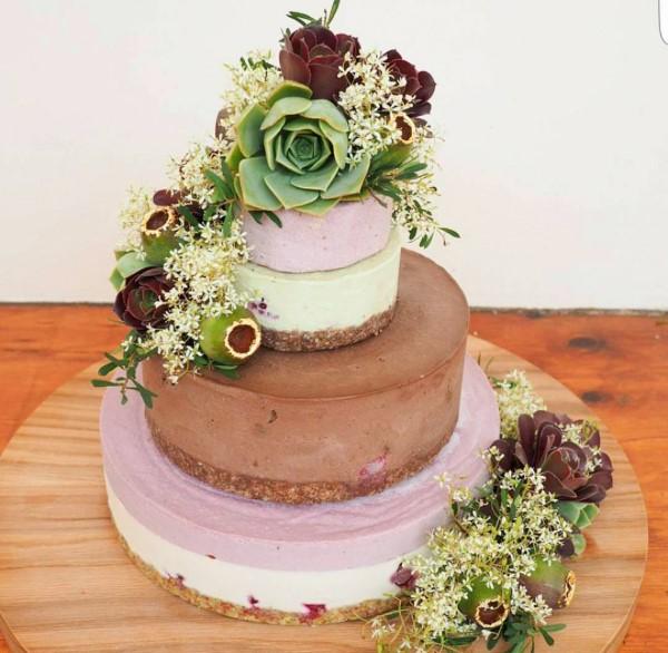 Raw wedding cakes junglespirit Images