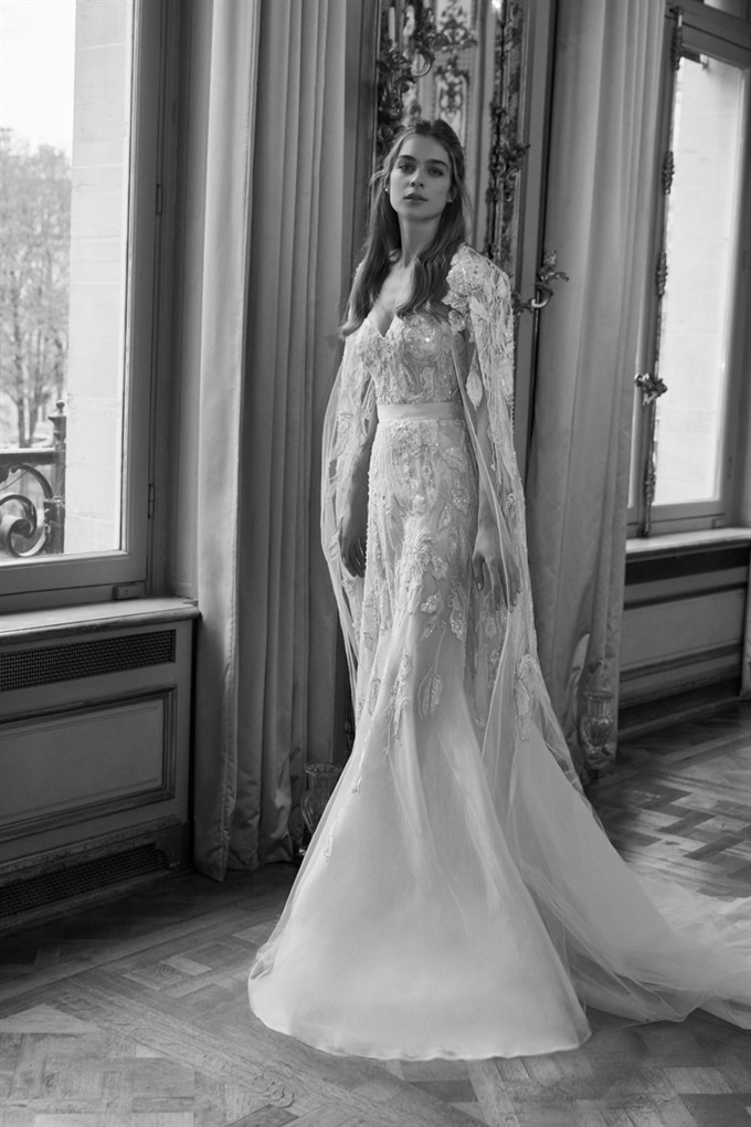 The Bride's Diary | Elie Saab Bridal Spring 2019 | Elie Saab Wedding Dress