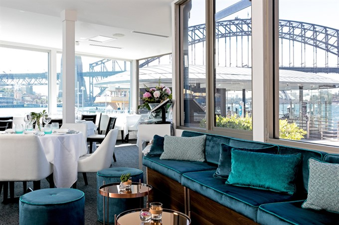 Reception Venues Overlooking Sydney Harbour | Sails Restaurant