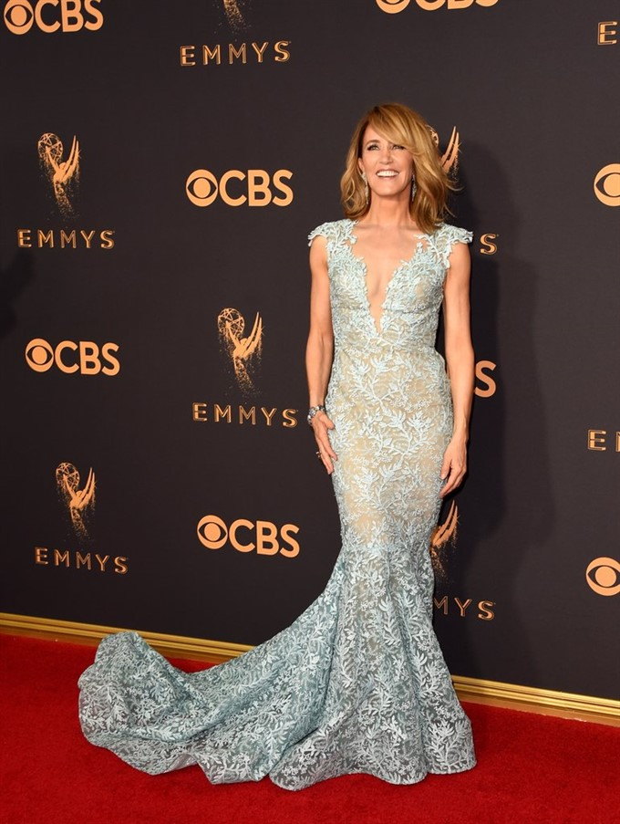 Felicity Huffman in Tony Ward Couture