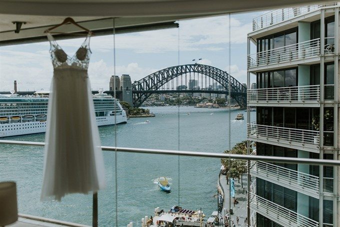 Reception Venues Overlooking Sydney Harbour | Sydney Hotel