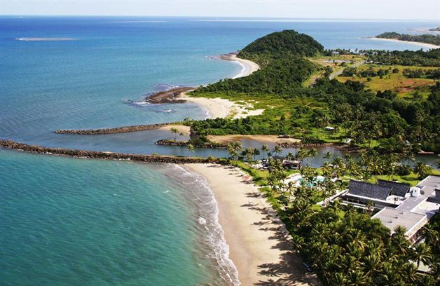 2. The Pearl South Pacific Resort, Fiji