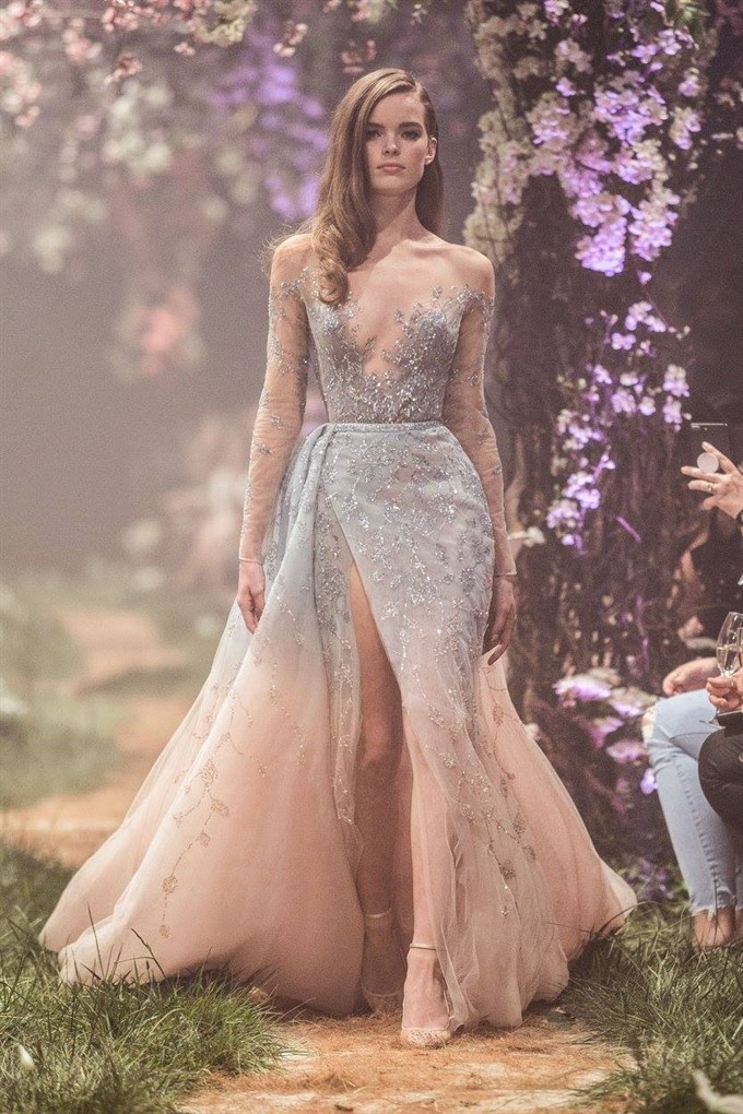 0cb3111937a Once Upon A Dream  Paolo Sebastian s Disney-Inspired Couture ...