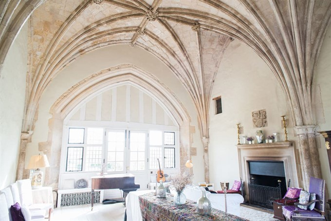 7. Butley Priory, Suffolk, England, UK