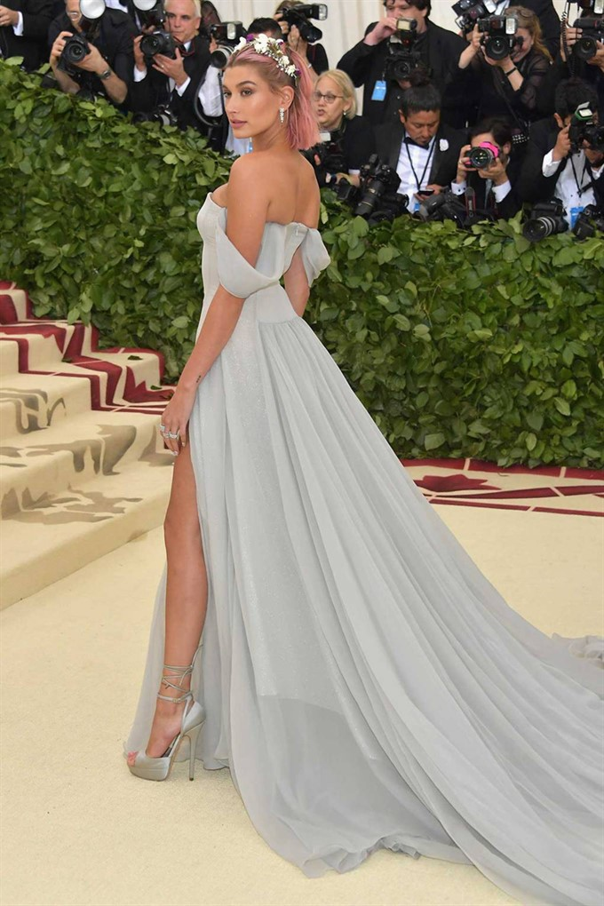 The Bride's Diary | Heavenly Couture: Met Gala 2018 | Hailey Baldwin