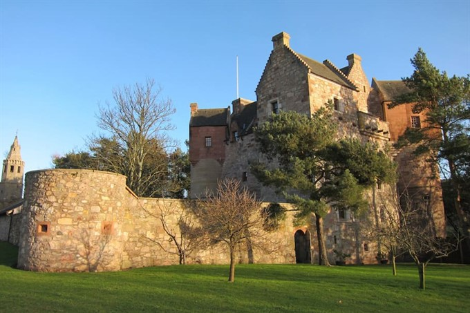 1. Dairsie Castle, Scotland, United Kingdom
