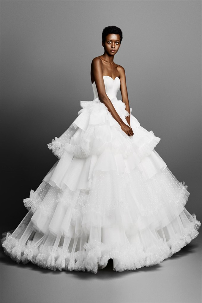 The Bride's Diary | Bridal Fashion Trends For Spring 2019 | Viktor & Rolf Ballgown