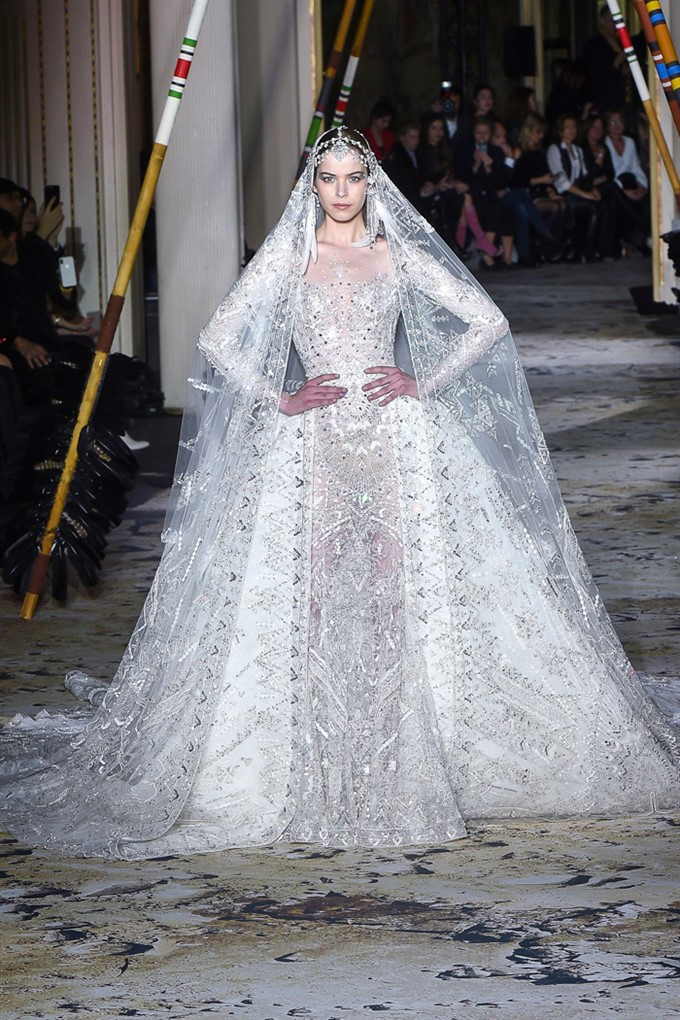 Zuhair Murad Couture Spring 2018 | The Bride's Diary