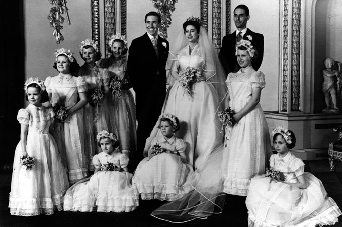 The Most Stylish Royal Brides | Princess Margaret