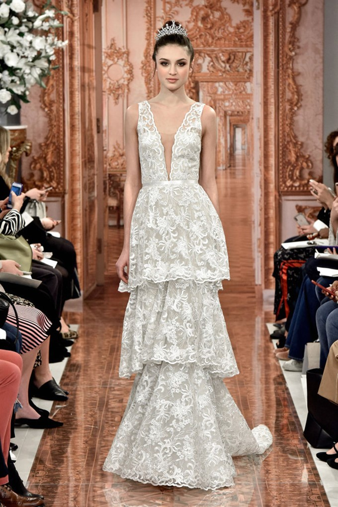 The Bride's Diary | Bridal Fashion Trends For Spring 2019 | Theia