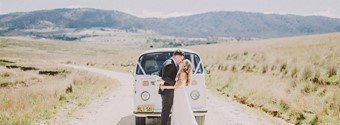 Romantic Wedding Destinations: The Snowy Mountains In Spring & Summer