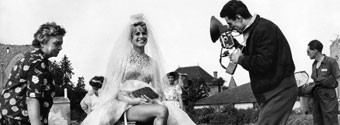 Brigitte Bardot's Wedding Dresses