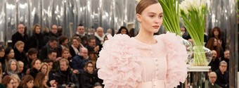 All That Glitters: Chanel Spring/Summer 2017 Haute Couture