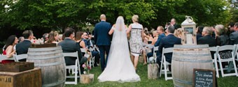 Wedding Traditions That Involve The Bride's Parents