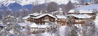 5 Romantic Ski Hotels Perfect For Honeymoons