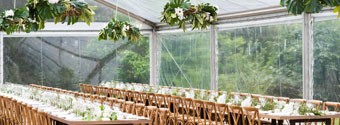 Types Of Wedding Marquees