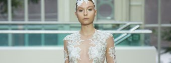 Diamonds, Pearls, Lace & Glamour: Julien Macdonald Spring/Summer 2015 Collection