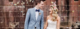 New Wedding Traditions: First Look