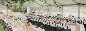 Tips For Planning A Summer Marquee Wedding