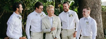 7 Manly Ways To Pop The Question To Your Groomsmen