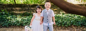 5 Ways To Include Children In Your Ceremony