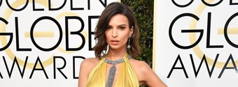 The Glitz & Glamour From The Golden Globes 2017