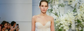 Monique Lhuillier Bridal Spring 2018