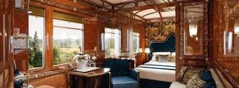 A Romantic Train Journey With The Orient Express