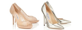 Bridal Shoe Trends For 2015