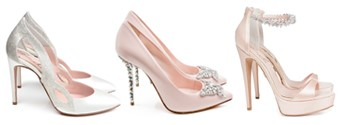 Bridal Shoes By Aruna Seth