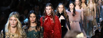 Elie Saab Haute Couture Autumn 2017/2018: The Tale Of Fallen Kings