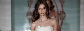 Reem Acra Spring 2015 Bridal Collection