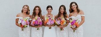 Bridal Party Fashion
